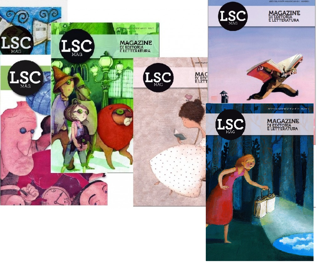 COVER lsc mag 1-6