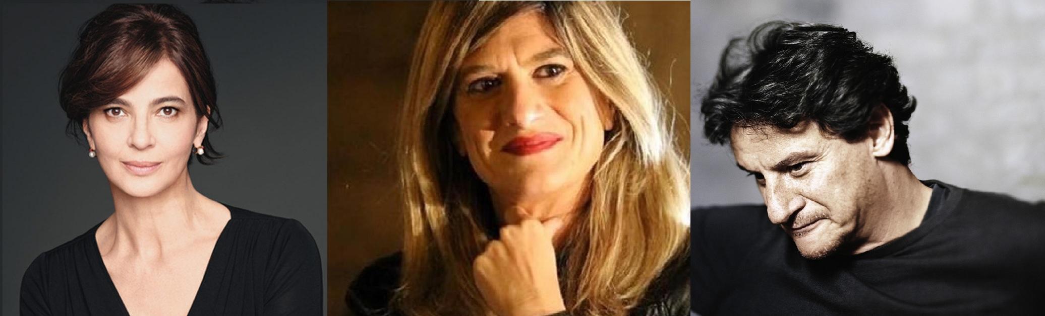 Laura Morante, Federica Angeli, Giorgio Tirabasi, sono solo alcuni degli ospiti di Liberi sulla Carta 2018